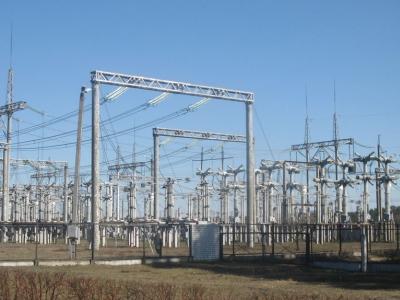 О реконструкции открытого распределительного устройства 750 кВ подстанции «Белорусская»