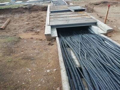 О разработке и применении кабельного лотка новой конструкции